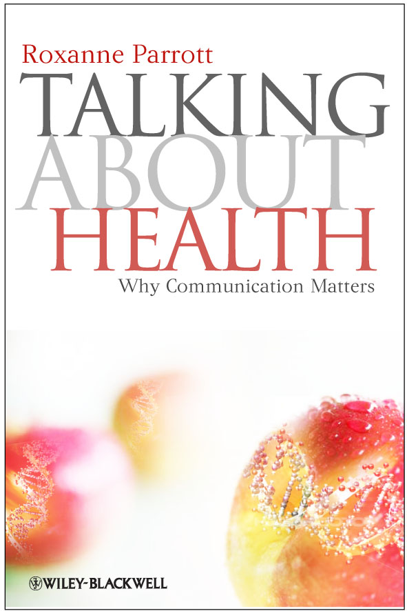 Talking About Health Book Cover